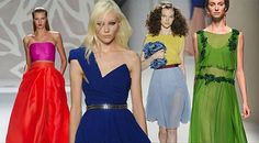 Spring/ Summer 2014 Color Trends - Fashion Trends, Makeup Tutorials, Hairstyles and Style Secrets