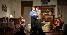 Odd Couple, Female Version opens at Plymouths Hat Trick Theatre - Quincy, MA - The Patriot Ledger