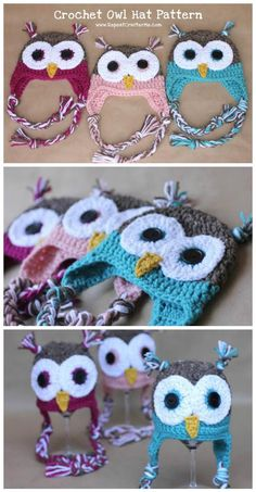 50 Free Adorable Baby Crochet Hat Patterns - DIY & Crafts
