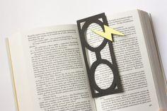"""DIY / Punto de libro """"Harry Potter"""" (Cosas Molonas)"""