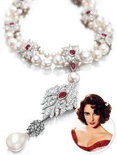 The Peregrina Pearl