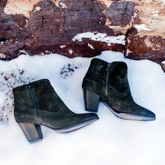 "Frye ""Renee Seam Short"" Boots Sole Mates Inc  http://www.solematesinc.com/product/frye-renee-seam-short/"