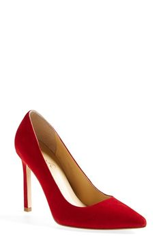 Ivanka Trump makes a very nice shoe! Not a bad price either. Love the colour!