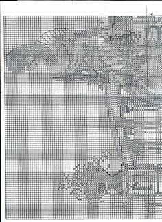 Solo Patrones Punto Cruz (pág. 1070)   Aprender manualidades es facilisimo.com