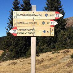 WEBSTA @ elenabraghieri - Hiking has never been so peaceful!🍁 #alpenemes 🍁 #altapusteria 🍁
