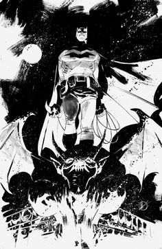 keaneoncomics:  Batman by Matteo Scalera.