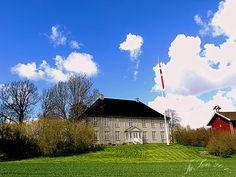 Vestby, Norwegia/Norway, Prestegaard.