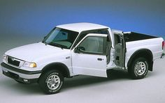 1998 Mazda B-Series Pickup 4 Dr B3000 SE 4WD Ext Cab SB - My old truck - DO NOT BUY