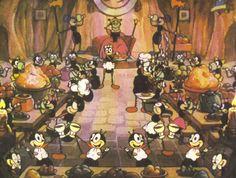Walt Disney Silly Symphonies