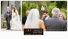 Farmington Gardens wedding ceremony