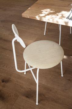Copenhagen Restaurants, Restaurant Bar, Folding Chair, Dining Chairs,  Bedroom, Interior Design, Space Place, Instagram, Stools
