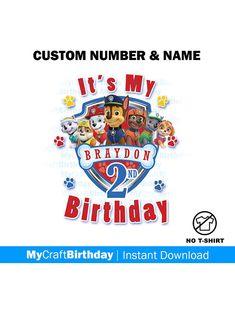 45 Best Iron-On Birthday Shirt Ideas.  da2cb5ec2eed