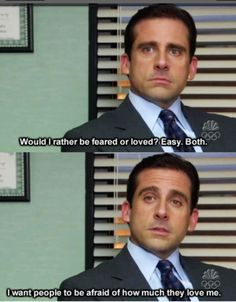 michael scott | Tumblr hahaha