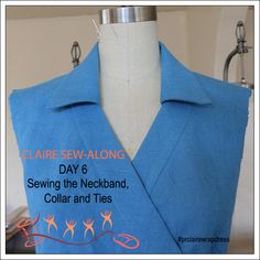 Claire Wrap Dress Sew-Along sewing discussion topic @ PatternReview.com