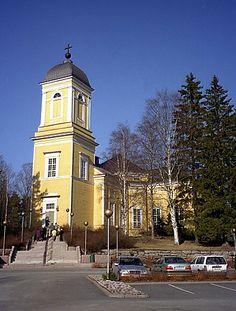 Kankaanpään kirkko