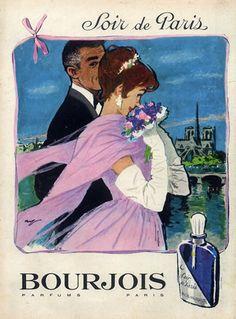 Bourjois 1959 Soir De Paris