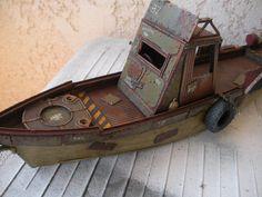 Cool boat conversion for Rivet Wars.