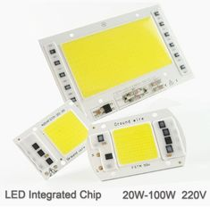 Light Bulbs New Arrival Double 200w Cob Led Panel Light Warm+cool White Flip Chip 12v Led Lamp For Outdoor Camping Party Light Car Bulb Diy Easy And Simple To Handle Lights & Lighting