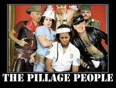 $$$ THE PILLAGE PEOPLE $$$