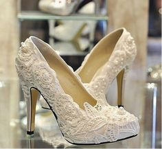 wedding shoes @jen Layman .