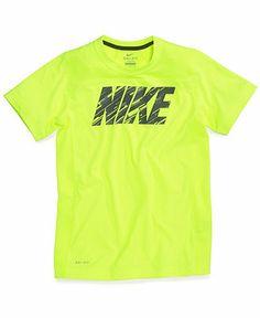 Nike Boys' Hyper Speed Tee - Kids - Macy's