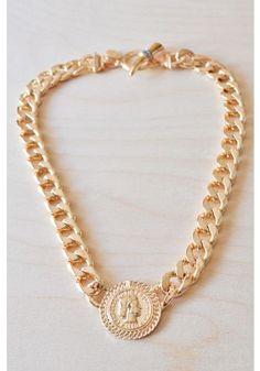 Coin Necklace | STYLEADDICT.COM.AU