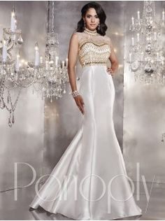 Panoply 14769 | Find this 2016 gown at www.henris.com