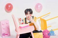 Kang Minhee Produce X 101 Trauma, Produce 101, Kpop, Pretty Cure, Starship Entertainment, Winwin, Jaehyun, Monsta X, Boy Bands