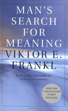 Today's Kindle Daily Deal is Man's Search for Meaning ($1.99), by Viktor Frankl.