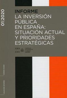 La inversión pública en España Consejo Económico y Social, 2020 Movie Posters, Socialism, Texts, Authors, Advertising, Tips, Film Poster, Billboard, Film Posters