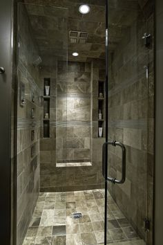 Luxurious shower- Bathrooms | Susan Fredman Design Group