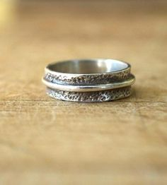 The Fitzgerald Ring | Though this single ring certainly looks lovely enough on its o... | Necklaces