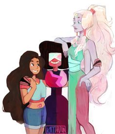 Steven+Universe+Ruby | Fusion Fiesta!! I love this show :')
