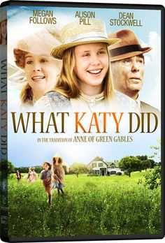 What Katy Did - DVD   Told in the tradition of Anne of Green Gables   $14.92 at ChristianCinema.com