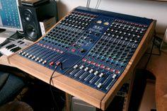 TL Audio Console