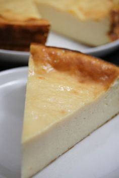 Non-oil ☆ tofu yogurt cake (FP)