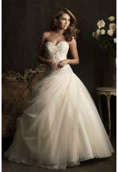 Wedding dress(HOT) Bridal Gowns bdcaa737371b