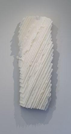 Kandis Susol, paper w encaustic