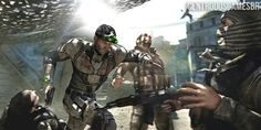 Novo trailer de Splinter Cell: Blacklist.