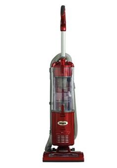 Two Dogs = Pet hair..The Shark Navigator Swivel Bagless Vacuum is the best vacuum I've ever owned without breaking the bank for one of those high priced Dysons'.