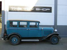 1929 Chrysler 65 - Wellington Workshop