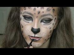 This is by FAR the best leopard makeup tutorial Ive ever seen!