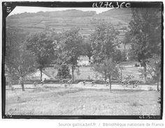 Tour de France 1936, 4e étape Metz-Belfort le 10 juillet : traversée du Ballon d' Alsace, le peloton essaye de rejoindre Ezquerra