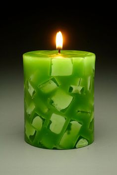 Hey, I found this really awesome Etsy listing at https://www.etsy.com/listing/111887785/green-mosaic-pillar-candle