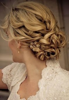 half up mother of the bride hair - Google Search