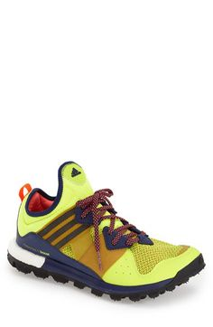 adidas adidas 'Response Trail Boost' Running Shoe (Men) available at #Nordstrom