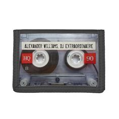 dj cassette tape business card template gifts pinterest dj