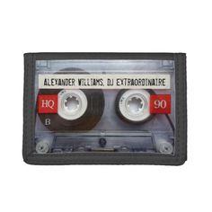dj cassette tape business card template gifts pinterest dj