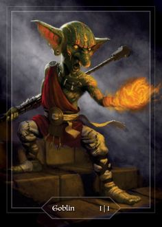 Goblin for MTG – Cardamajigs