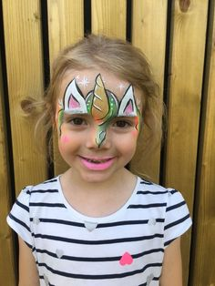 Girl Face Painting, Face Painting Designs, Easy Halloween, How To Make, Kids, Carnival, Halloween Makeup, Artistic Make Up, Faces